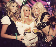 Kandy Halloween at the Playboy Mansion