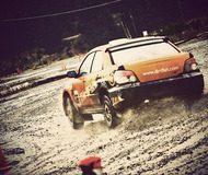 DirtFish Rally School