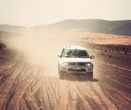 Desert Road Rally