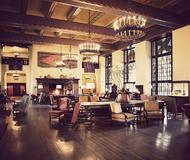 The Ahwahnee Hotel