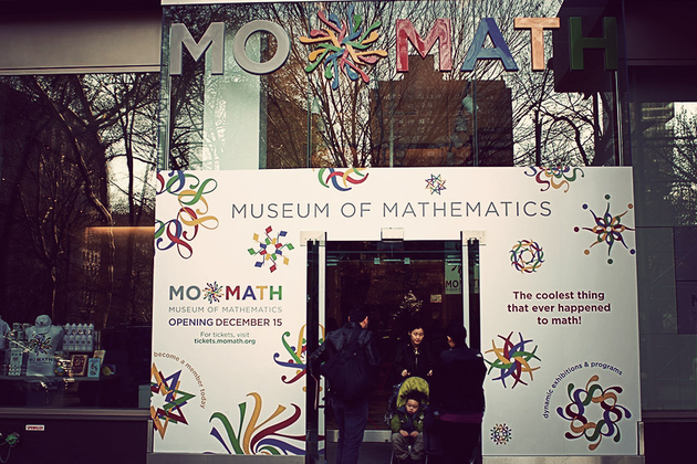 The Museum of Mathematics