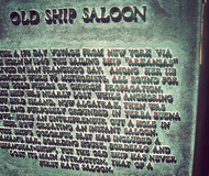 The Old Ship Saloon