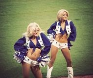 Dallas Cowboys Cheerleader Swimsuit Trip