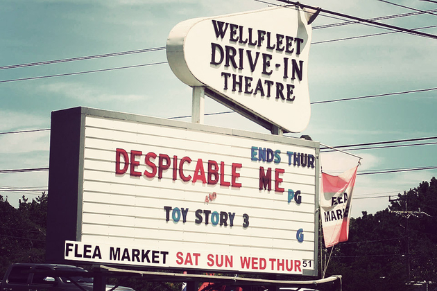 Wellfleet Drive-In Theatre