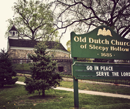 The Old Dutch Church of Sleepy Hollow