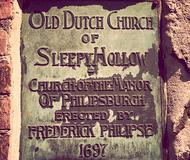 The Old Dutch Church of Sleepy Hollow