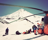 Kamchatka Heli-skiing Adventure