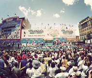 Nathan's Famous International Hot Dog-Eating Contest