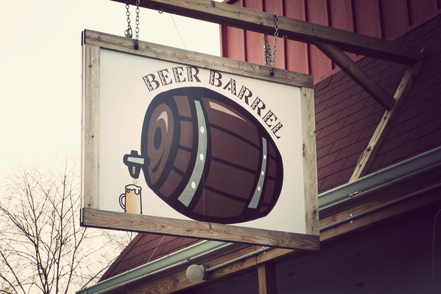 The Beer Barrel