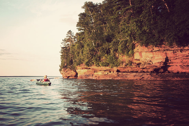 Apostle Islands Kayaking Trips