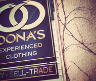 Oona's Experienced Clothing