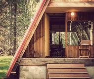 Yosemite A Frame Cabin