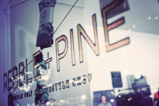 Pebble + Pine