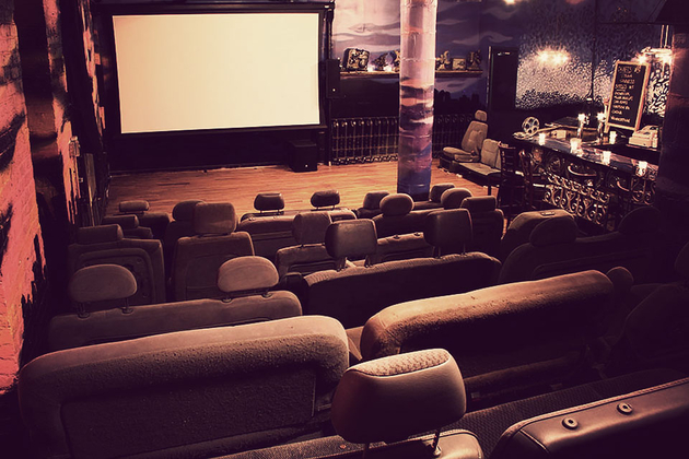 ReRun Gastropub Theater