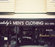 Anatoly's Tailoring and Mens Clothing