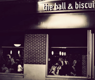 The Ball & Biscuit