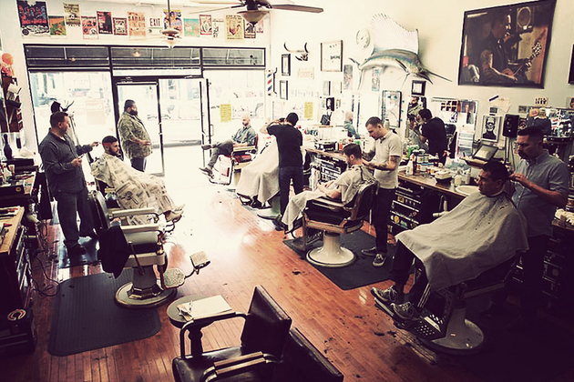 The Belmont Barbershop