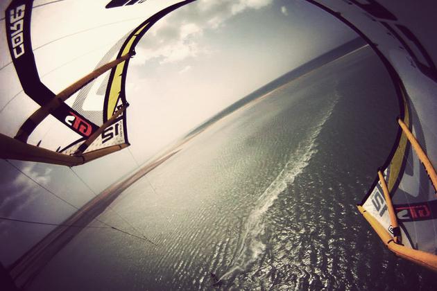 Kiteboarding Oman