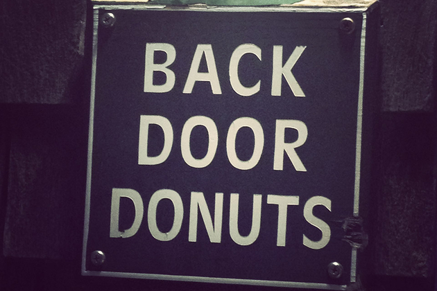 Back Door Donuts