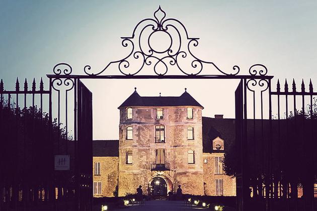 Chateau de Villiers Le Mahieu