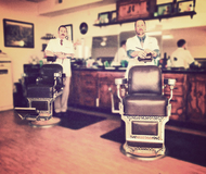 The Whiskey Barber