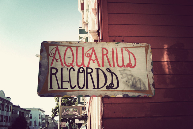 Aquarius Records