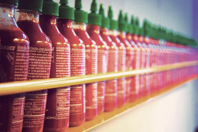 Electronic Sriracha Festival