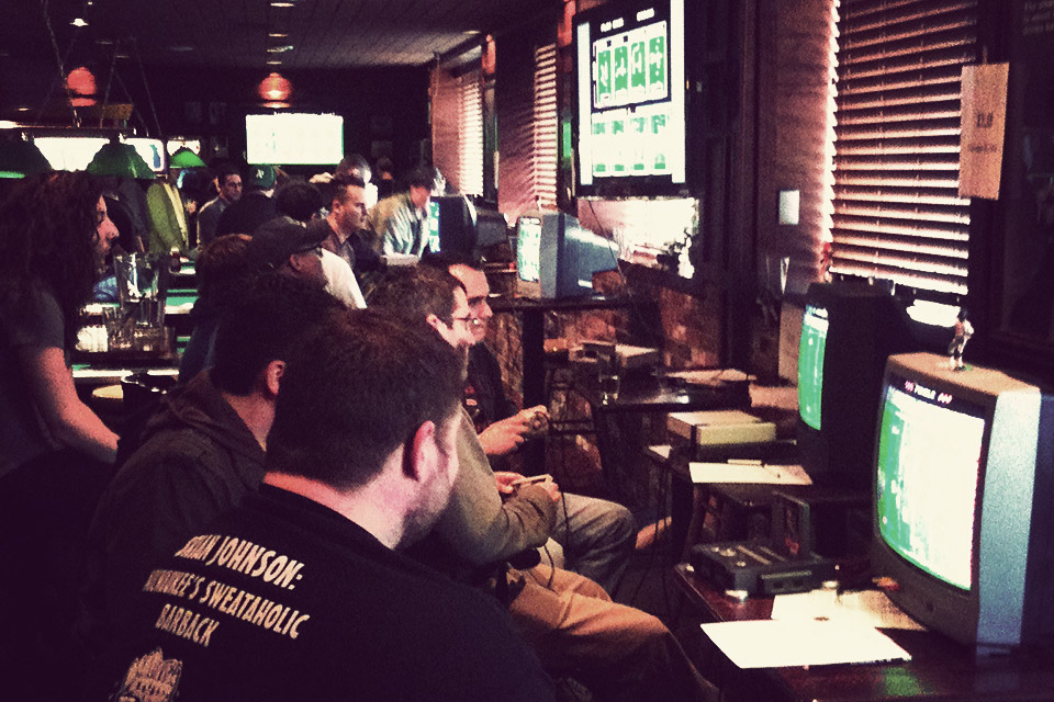 Madison Tecmo Super Bowl Tournament