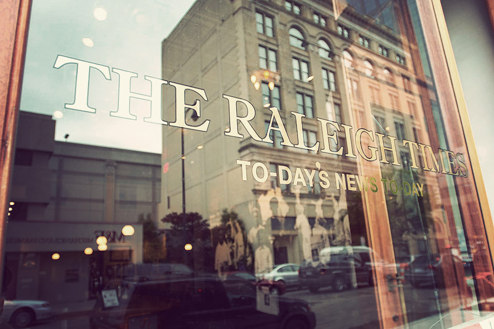 The Raleigh Times Bar