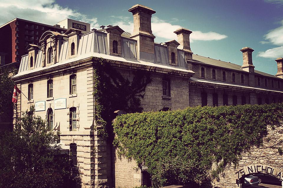 HI-Ottawa Jail