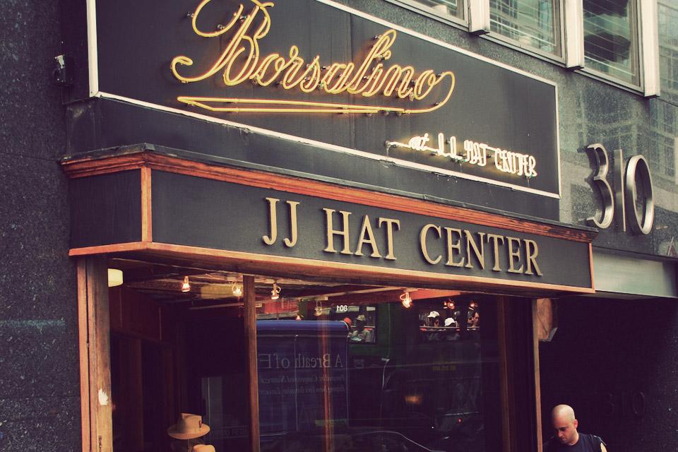 J.J. Hat Center