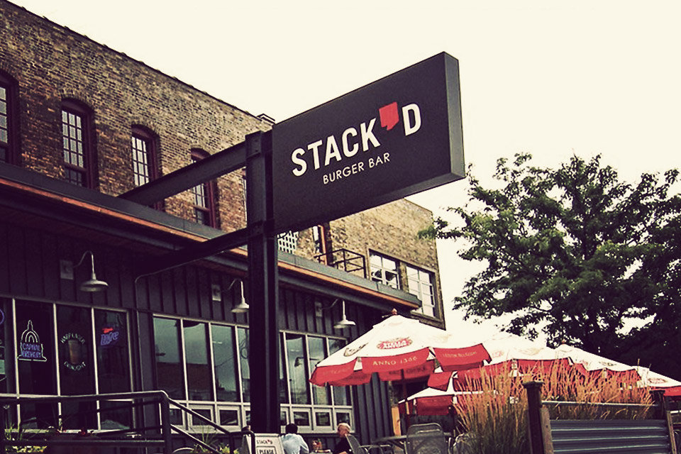 Stack'd Burger Bar