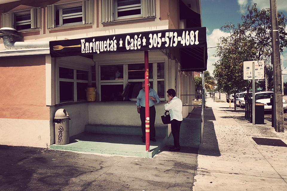 Enriqueta's Sandwich Shop
