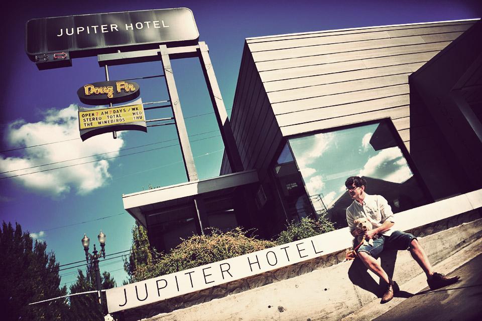 The Jupiter Hotel