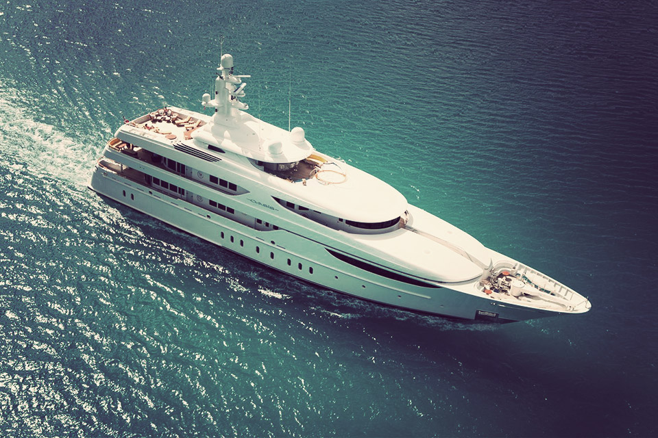 Oasis Luxury Yacht Charter