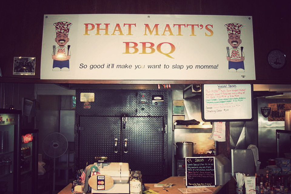 Phat Matt's BBQ