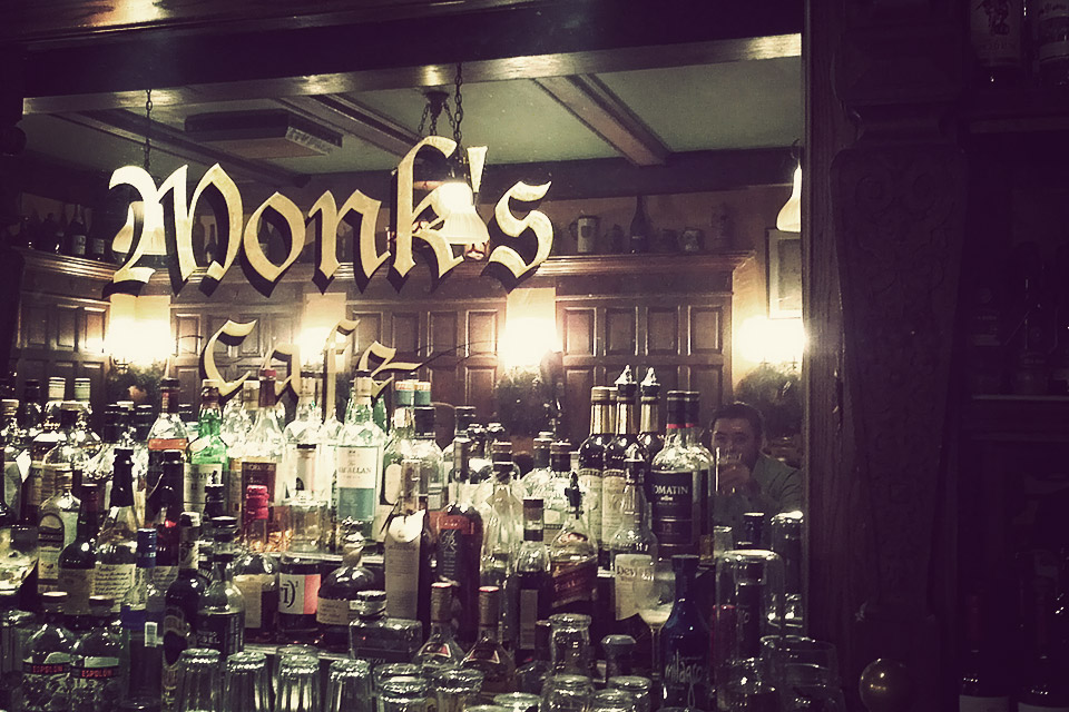 Monks Cafe Menu Philadelphia