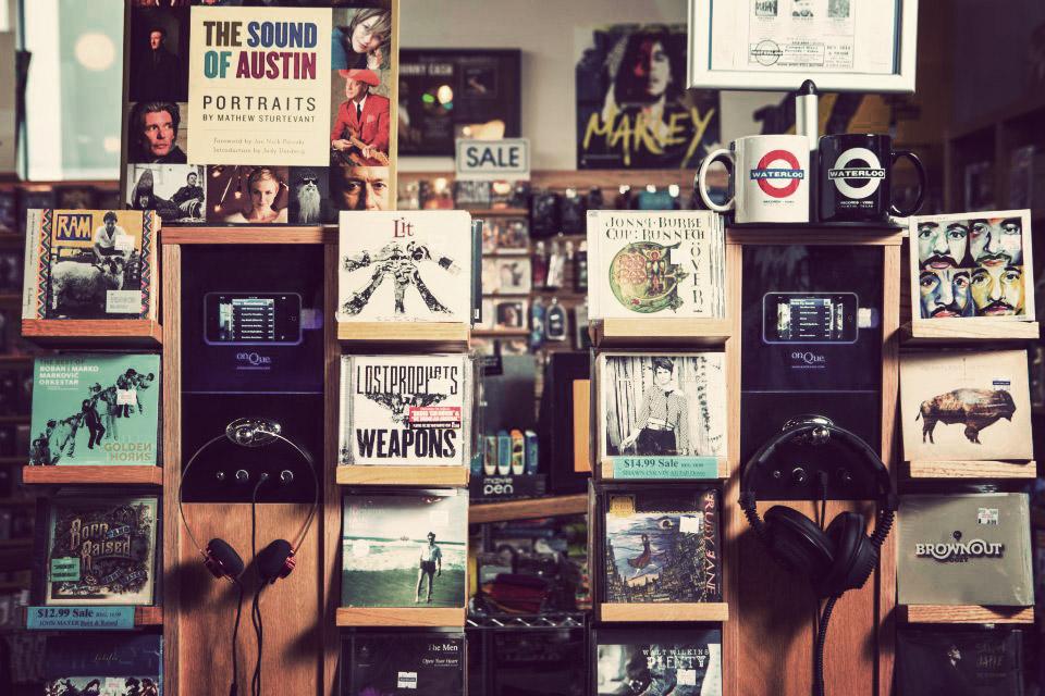 Waterloo Records Gallivant