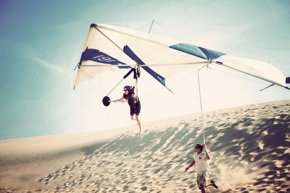 Kitty Hawk Hang Gliding