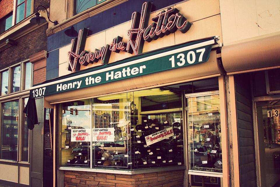 Henry the Hatter  455b598de31