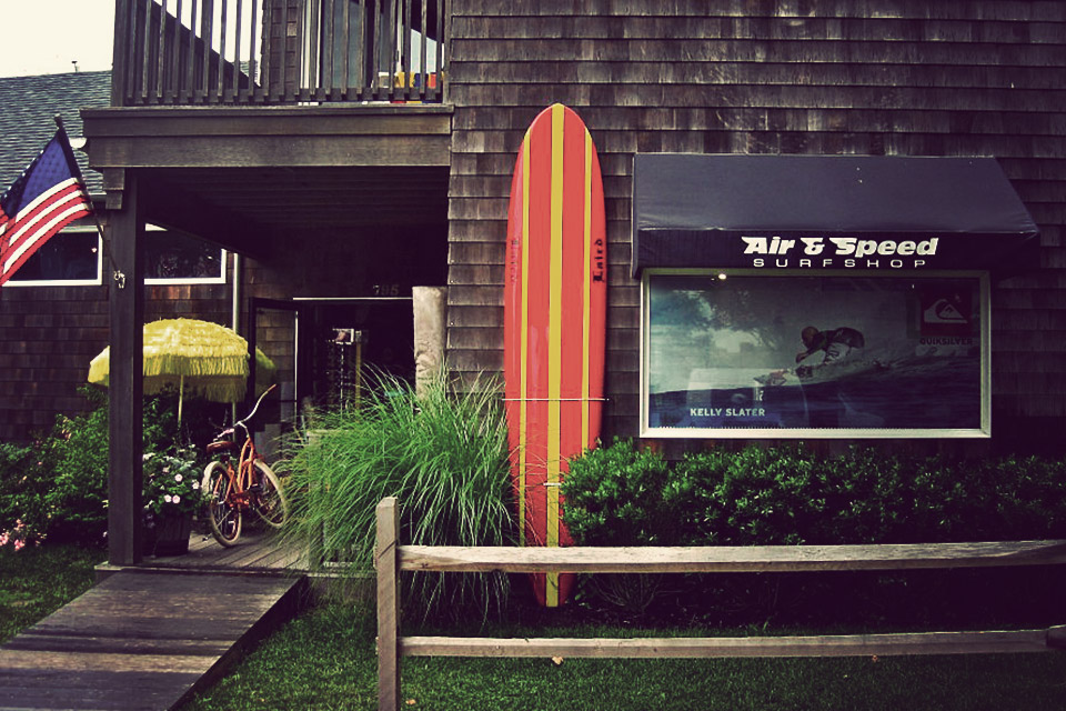 Air and Speed Surf Shop