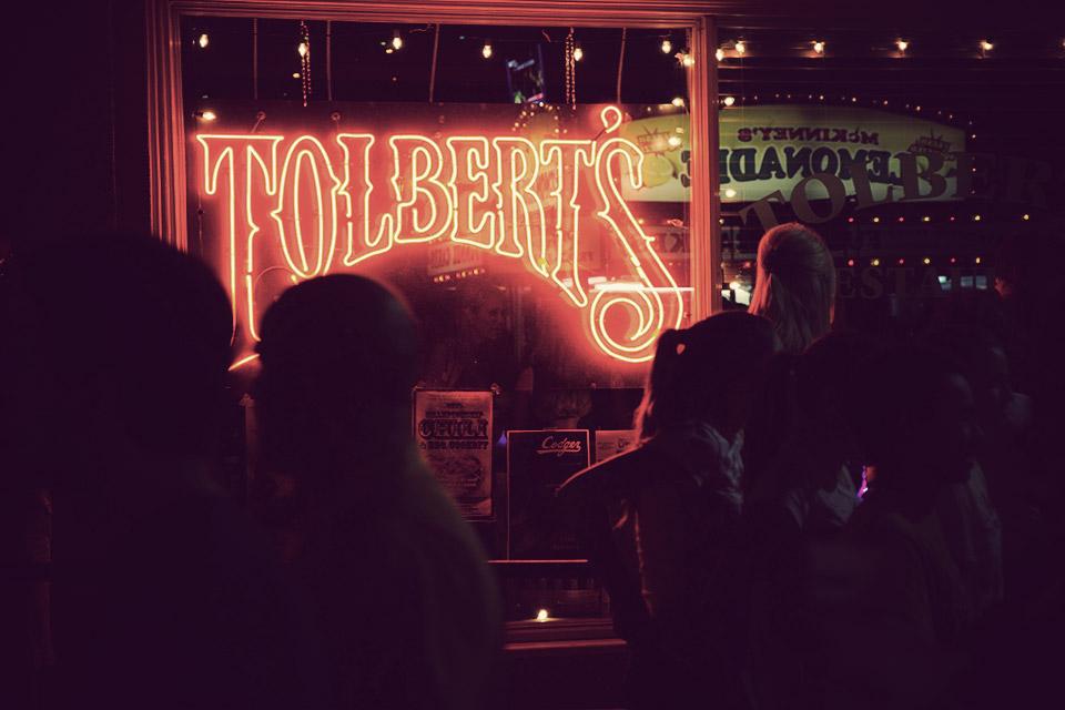 Tolbert's Restaurant