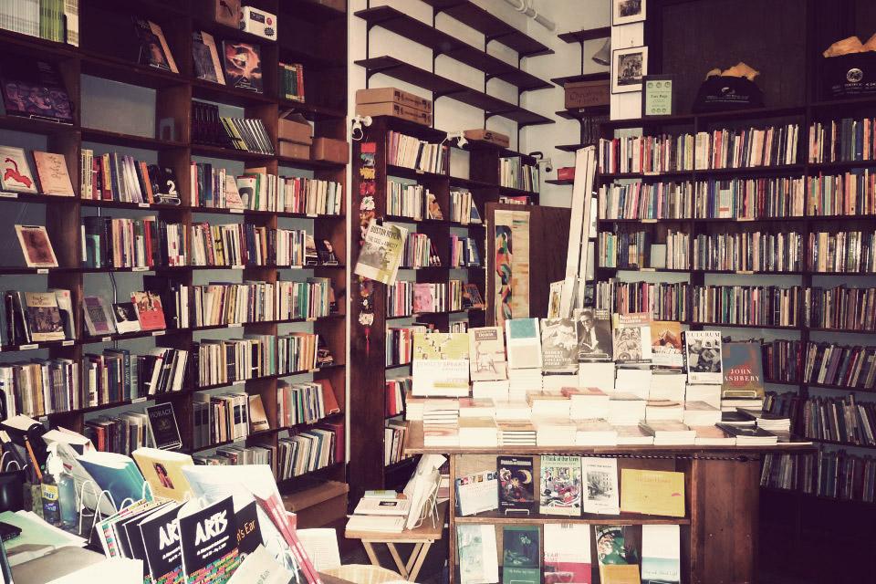 Grolier Poetry Bookshop