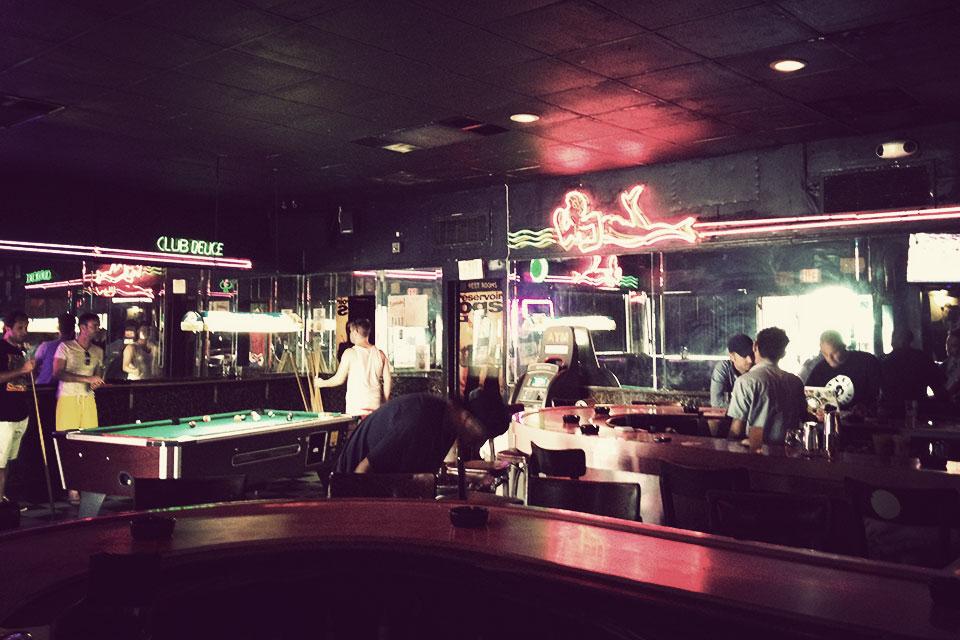 Mac's Club Deuce