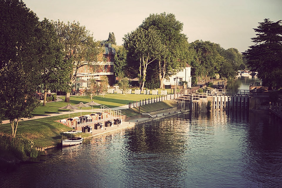 Hotels Near Runnymede On Thames