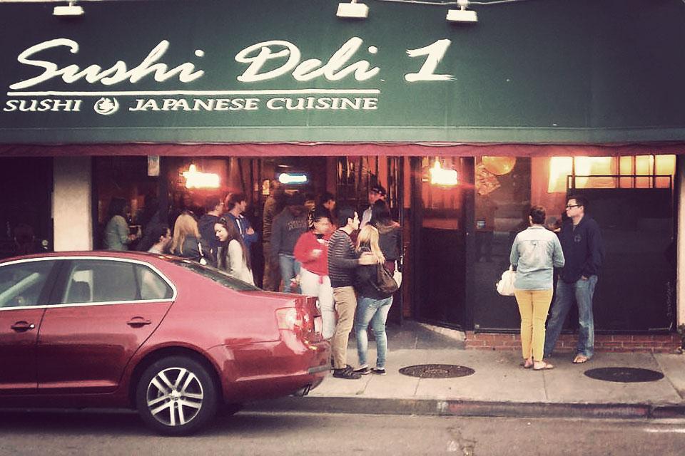 Sushi Deli 1