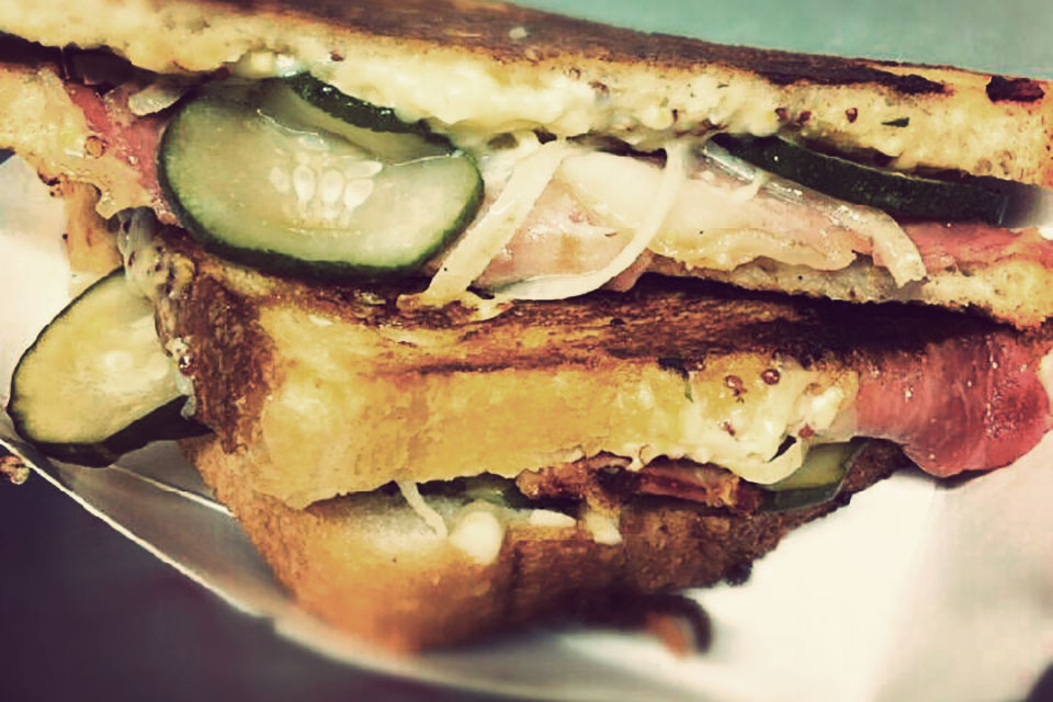 roxy grilled cheese