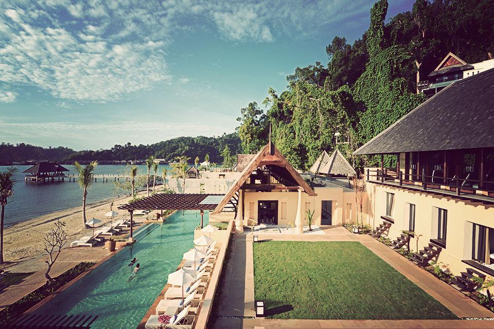 Gaya Island Resort Gallivant