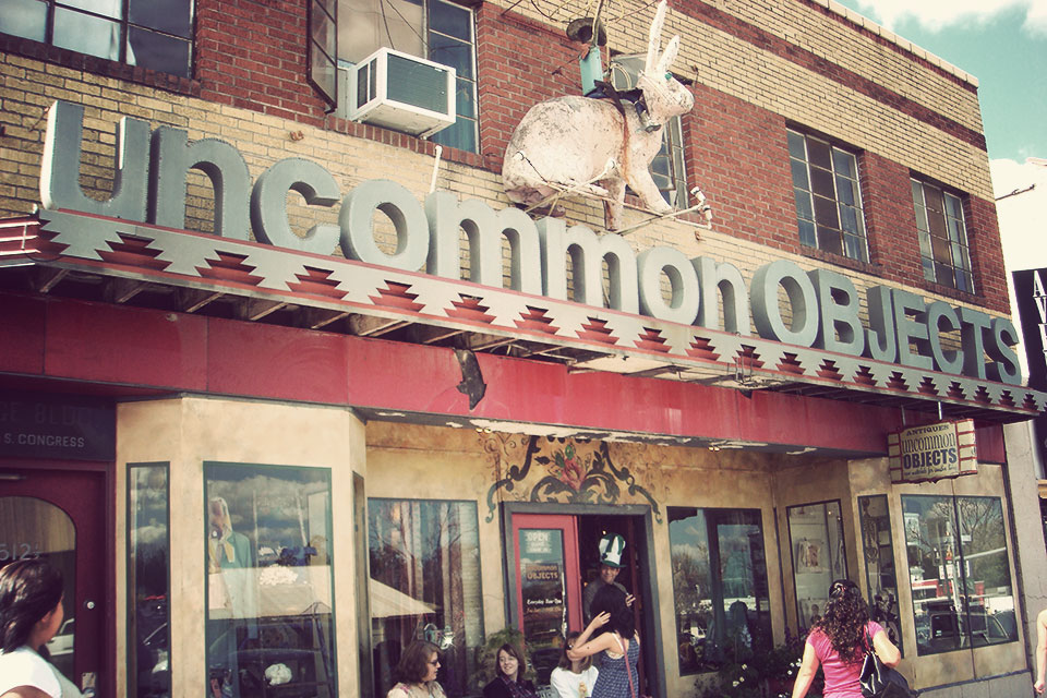 Uncommon Objects
