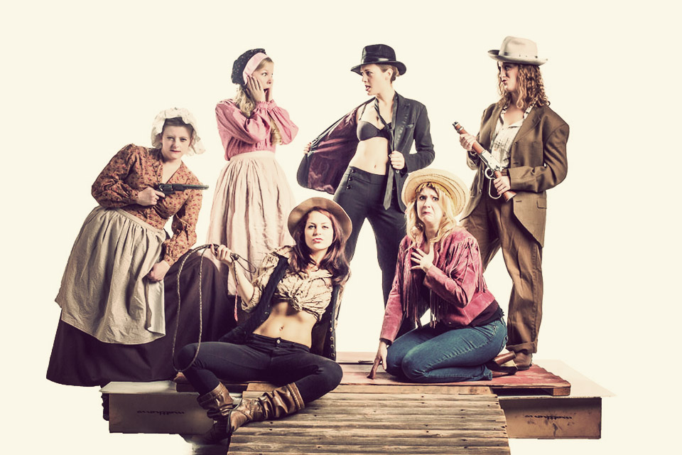 The Oregon Trail Burlesque
